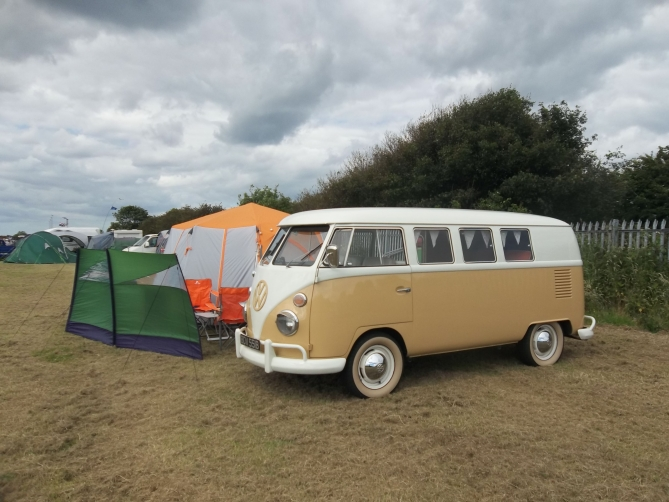 Owning A Classic VW Camper
