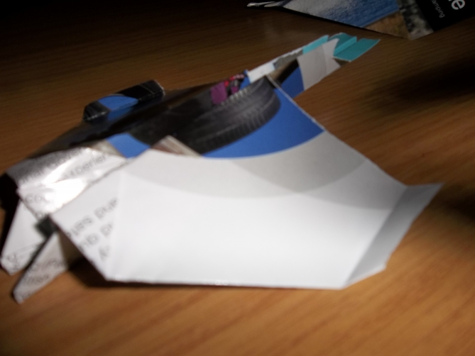 The worlds greatest paper airplane. Thanks youtube!