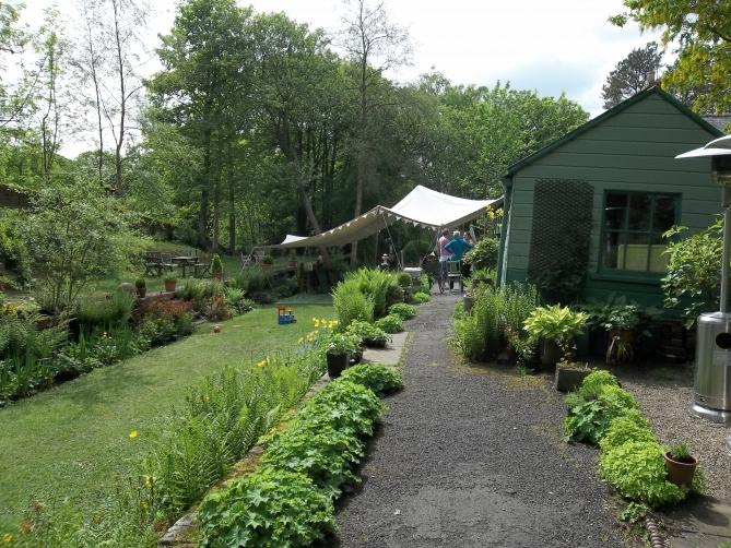 The Garden Station 13