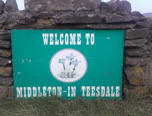 6 Mile Circular Walk in Middleton-in-Teesdale (Countryside and Mining)