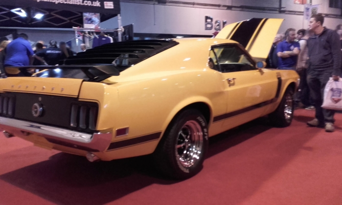 Photos from the NEC Classic Motor Show 2015 | Canny Campers