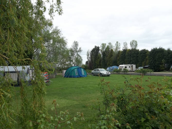 Acklington_Campsite_Pitch