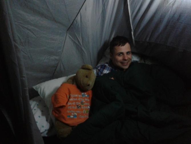 Camping Golden Square Caravan Park