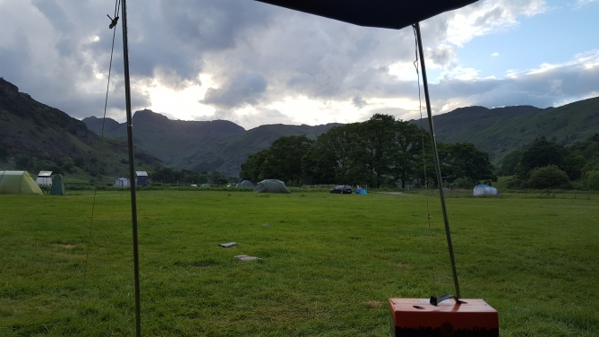 Camping Weekend at Baysbrown Farm Ambleside